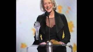 "Helen Mirren -""Fame"""
