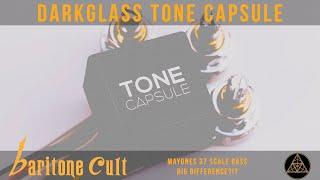 Darkglass Tone Capsule Preamp