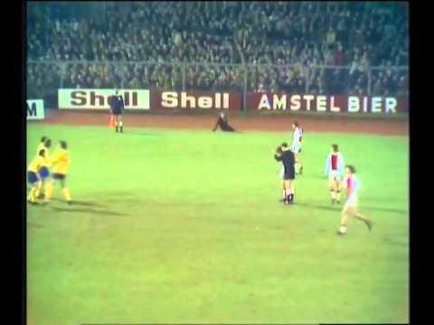 07/03/1972 Ajax v Arsenal