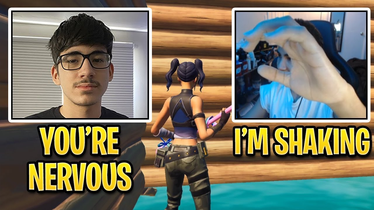 FaZe Sway vs Unknown BOXFIGHT in The Most TOXIC Wager Then This Happened! (Fortnite)