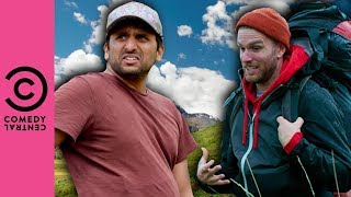 """I Think We Just Got Fired Nish"" 
