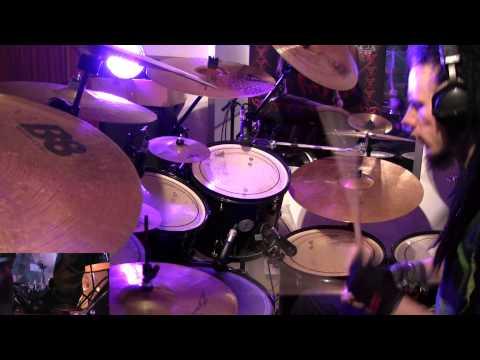 Job For A Cowboy - Entombment Of A Machine (Drum Cover)