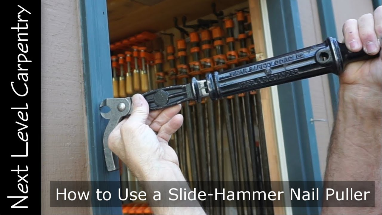 slide hammer nail