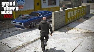 GTA 5 Roleplay - DOJ 365 - Vehicle Theft