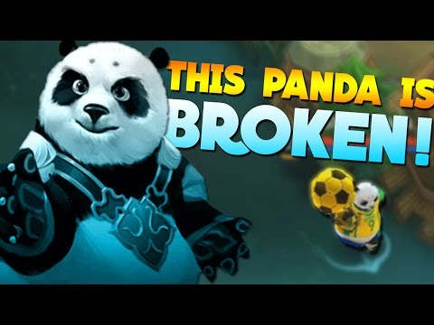 Mobile Legends Panda Plays Panda for the First...