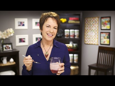 Quick Recipe: Herbalife Formula 1 Chia Berry Pudding | Herbalife Healthy Eating Advice