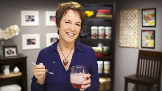 Quick Recipe:  Herbalife Formula 1 Chia Berry Pudding    Herbalife Healthy Eating Advice