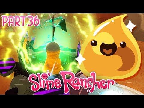 Slime Rancher Gameplay German #2-36 - Gold Slime gefangen!