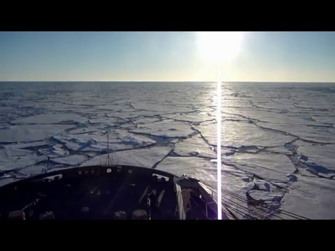 南極への道のり  - Road to the Antarctic (japanese antarctic research expedition) -