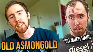 Asmongold Reacts To Some His Old Videos (Nostalrius Server & First Twitch Streams)