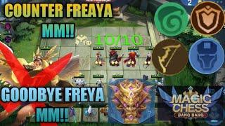 Download Lagu COUNTER FREYA MARKSMAN!! ELF AUTO WIN!! COMBO OVER POWER!! - MEGIC CHESEE BANG-BANG mp3