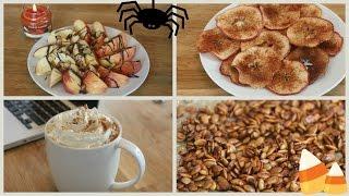 🍁 Diy Fall Treats + Gingerbread Latte 🍂