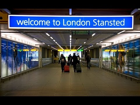 how to go to stansted airport from london