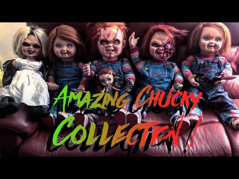 Chucky Replica And TOTS チャッキーレプリカ
