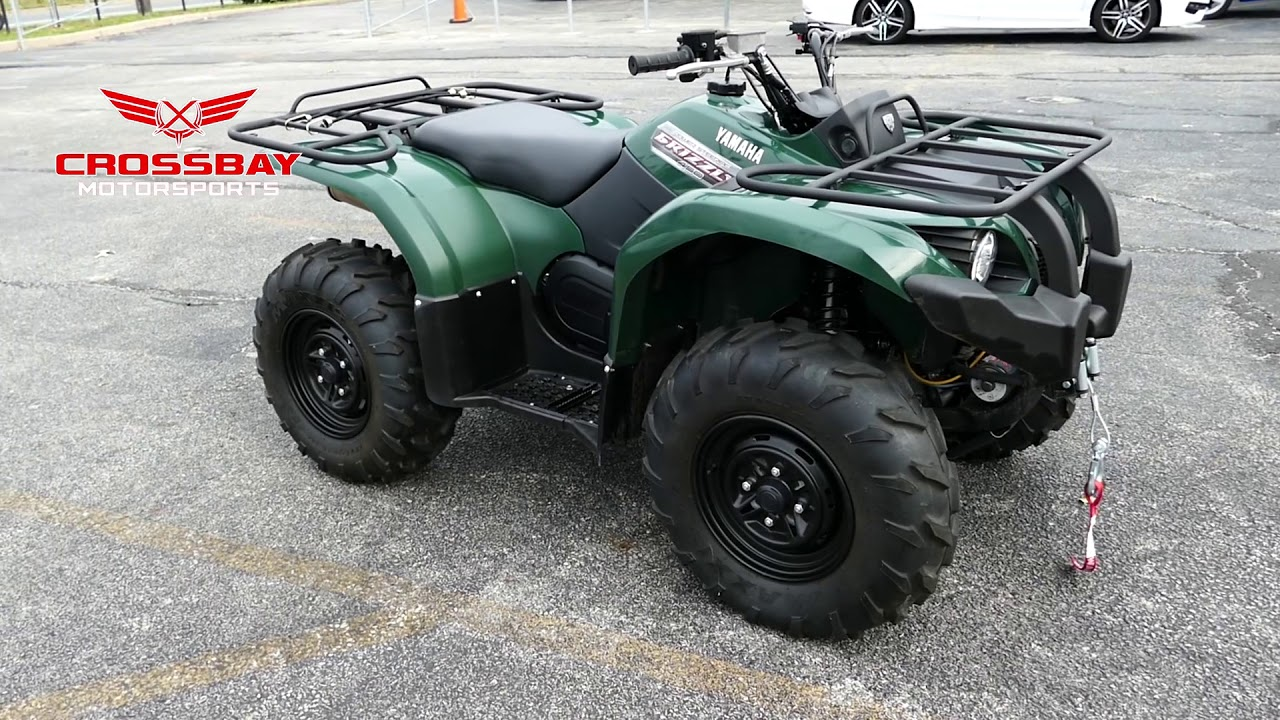 Yamaha Grizzly 450 >> Sold 2012 Yamaha Grizzly 450 Eps