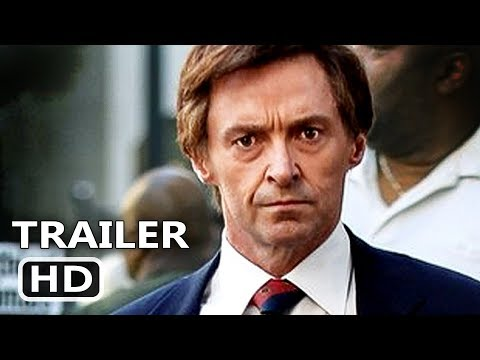 THE FRONT RUNNER Trailer (2018) Hugh Jackman, Gary Hart Movie