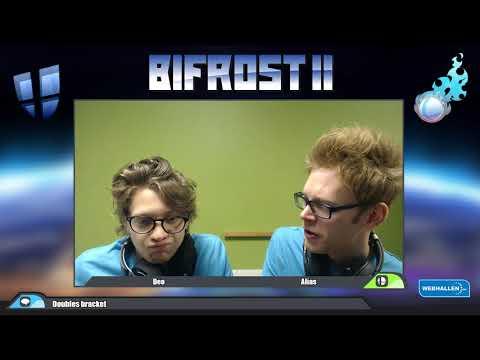 [Bifrost II] Winners Top 32 - Y.E.S. & 24914 vs Donski & House - SSB4 Doubles