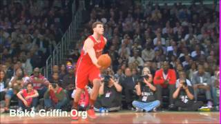 Blake Griffin in the Slam Dunk Contest