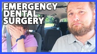 EMERGENCY DENTAL SURGERY (6/16/18 - 6/18/18)