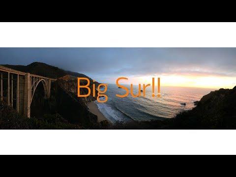 Big Sur Road Trip!!
