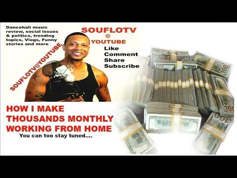 Money a mek work work work like Rihanna