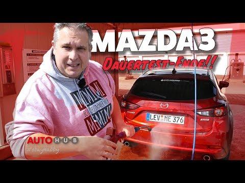 Mazda 3 - Das Ende des Dauertestes!