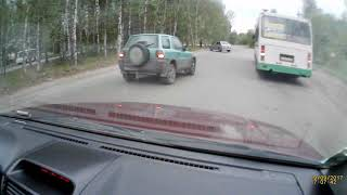 тормозит одно колесо или ловил таки?