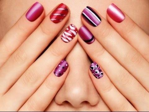 Cool nail polish designs easy - Cool Nail Polish Designs Easy - YouTube