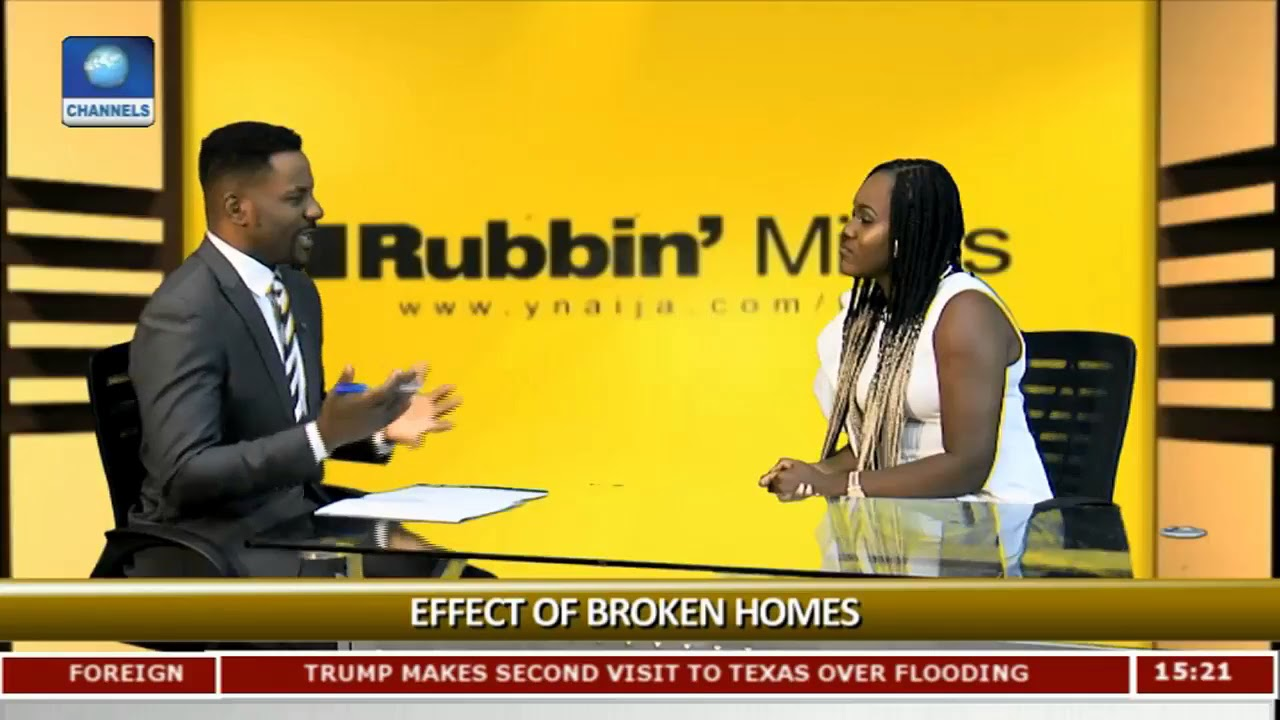 the effects of broken home on However most people from broken homes give in to the what are the positive effect of broken what are the positive effects of broken family on a.