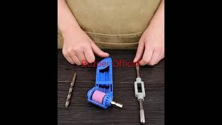 Alat Asah Mata Bor Wheel Bit Sharpener Titanium Drill