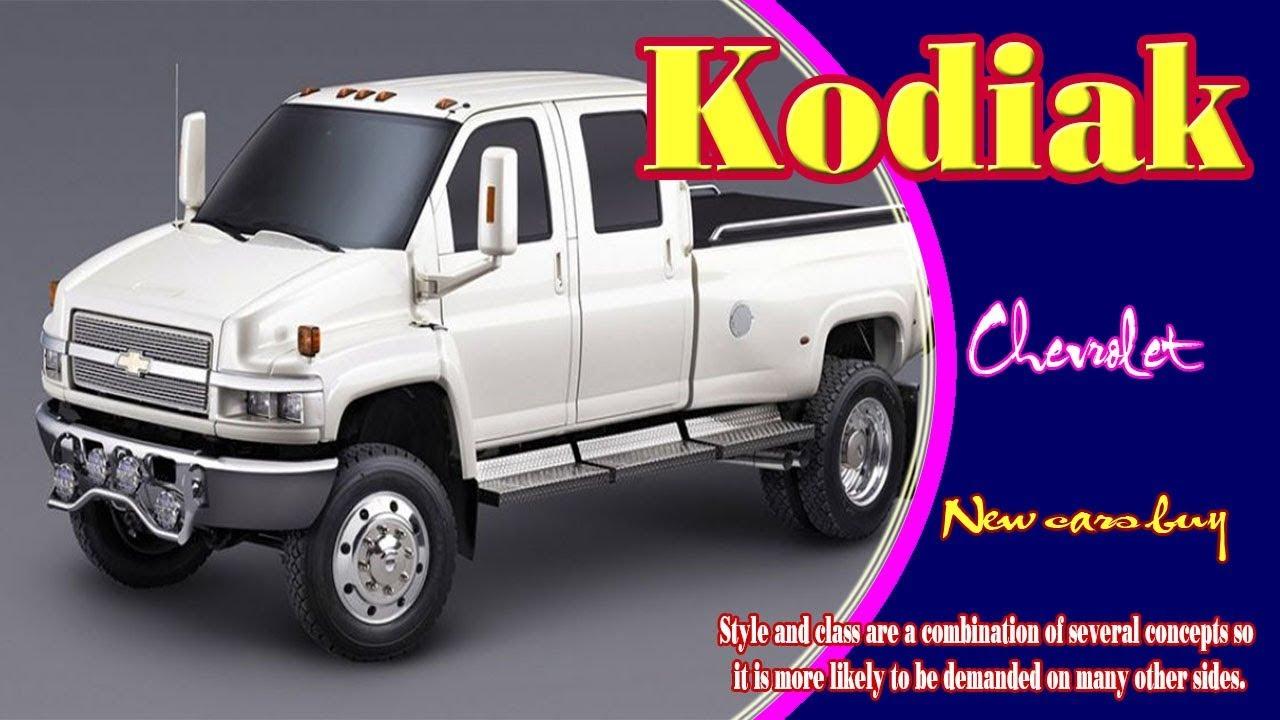 2019 Chevy Chevrolet Kodiak 2019 Chevy Kodiak Price 2019 Chevy