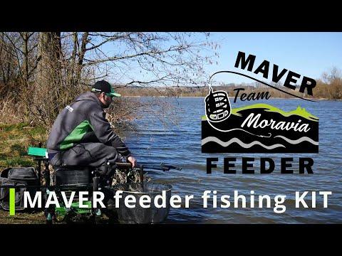 Vše O Feederovém Setu MAVER Feeder Fishing KIT