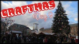 CRAFTMAS DAY 9! - Strasbourg Christmas Market Vlog!