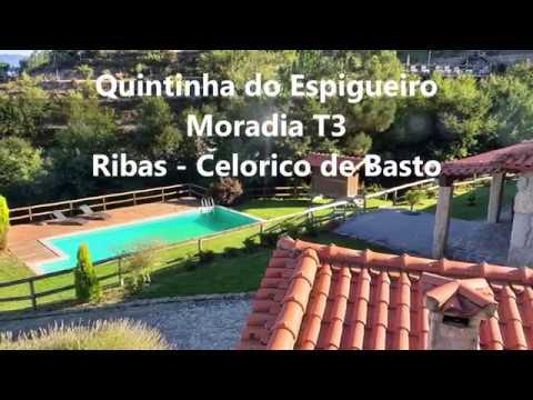 Quintinha do Espigueiro - moradia térrea T3 - Celorico de Basto