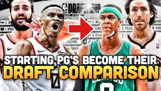 What If Every NBA Point Guard Became Their Draft Day Comparison