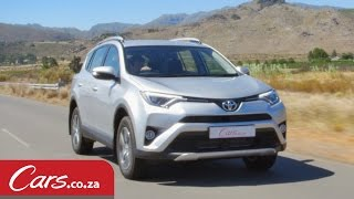 Facelift Toyota Rav4 Quick Review - Features, Comfort, Load Space