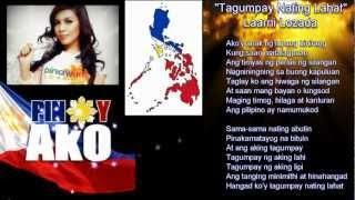 Tagumpay Nating Lahat - Laarni Lozada (Cover)