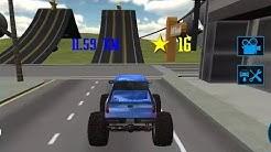 MONSTER TRUCK DRIVING SIMULATOR 3D Game - Free Trucks Video Games - Truck Games To Play - Truck Game