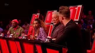 Sir Tom Jones vs Jennifer Hudson's the Voice uk
