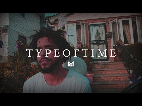 J. Cole Type Beat - Type of Time (Prod....