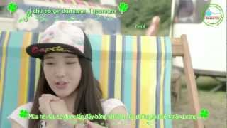 [Vietsub + Kara]Sea of moonlight - IU ft FIESTAR [GeenPro]
