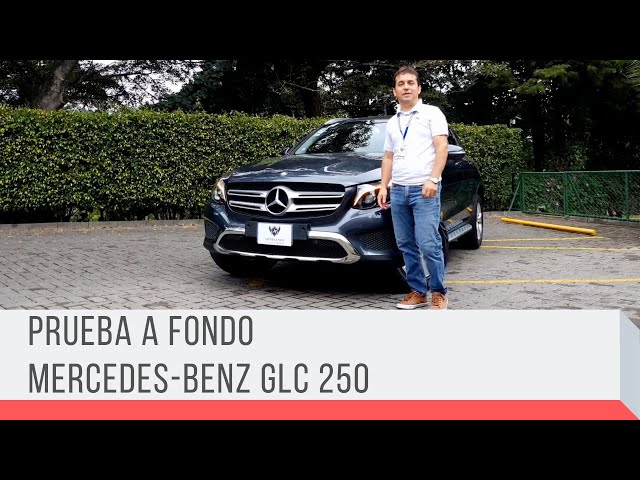 Prueba a fondo Mercedes-Benz GLC 250 / Artesanos Car Club