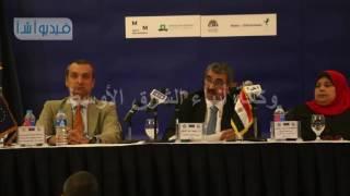 بالفيديو : الري تعقد ورشة عمل حول مشروع دعم الخطة القومية للموارد المائية