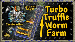 Turbo Truffle Worm Farm - Terraria 1.2.4.1 (and 1.3)