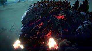 ゴジラ映画史上初のアニメゴジラが誕生!『GODZILLA 怪獣惑星』予告編