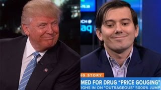 Martin Shkreli Played His $2 Million WuTang Album For Fans Because Donald Trump Won the Presidency.