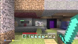 Griefing With Subscribers Part 2 ! -Minecraft Xbox 360 Edition (The Netherworld)