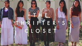 How I Style Maxi Skirts Thumbnail