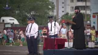 Слово владыки Николая при посещении Таллинского полка ВВС