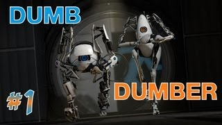 Portal 2: Boot Camp, Ep.1 | Dumb and Dumber